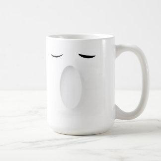 Smile and Yawn Coffee Mug