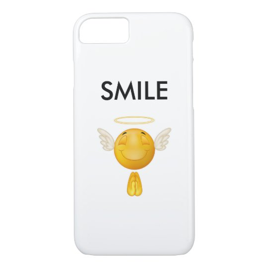 Smile angel iPhone 7 case