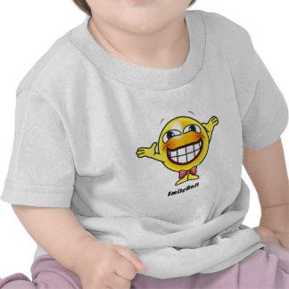 Smile Ball Tee Shirts