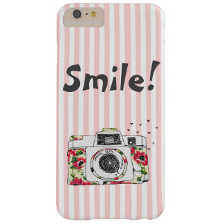 Smile! Barely There iPhone 6 Plus Case