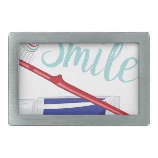 Smile Belt Buckle