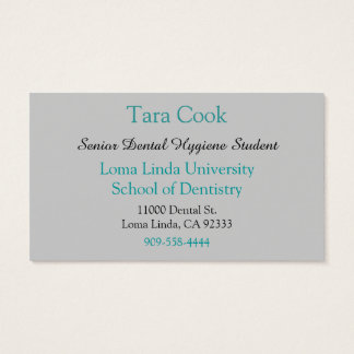 Smile Business Card