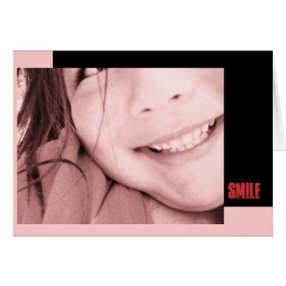 Smile... Card