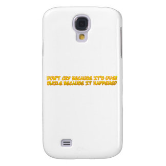 SMILE SAMSUNG GALAXY S4 COVER