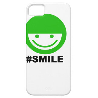 #SMILE iPhone 5 COVER