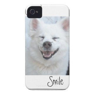 Smile iPhone 4 Cover