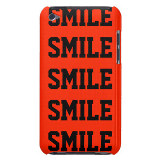 SMILE iPod TOUCH CASES