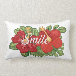 Smile cushion