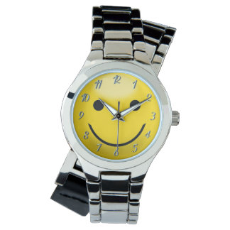 Smile  Custom Watch 1091 By Zazz_it