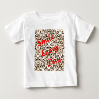 Smile Every Day Baby T-Shirt