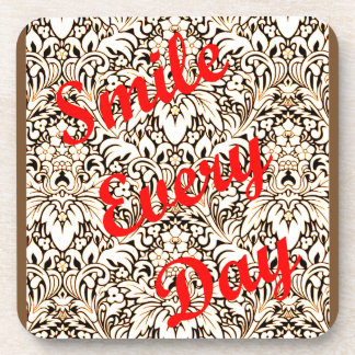 Smile Every Day Coaster