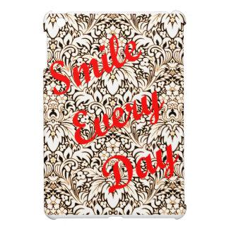Smile Every Day iPad Mini Cases
