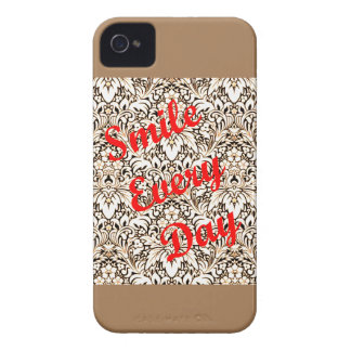 Smile Every Day iPhone 4 Case-Mate Cases