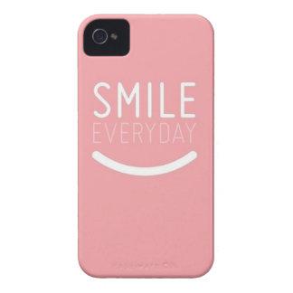 Smile Everyday iPhone Case
