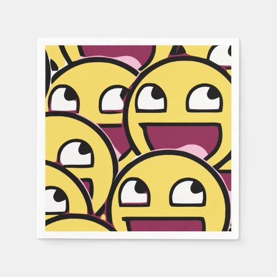 Smile Family Disposable Napkins