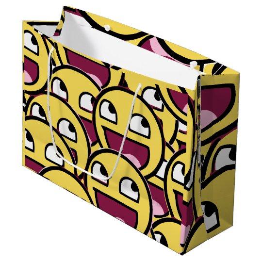 Smile Family Large Gift Bag