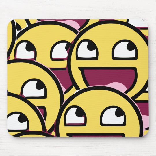 Smile  Family Mouse Pad