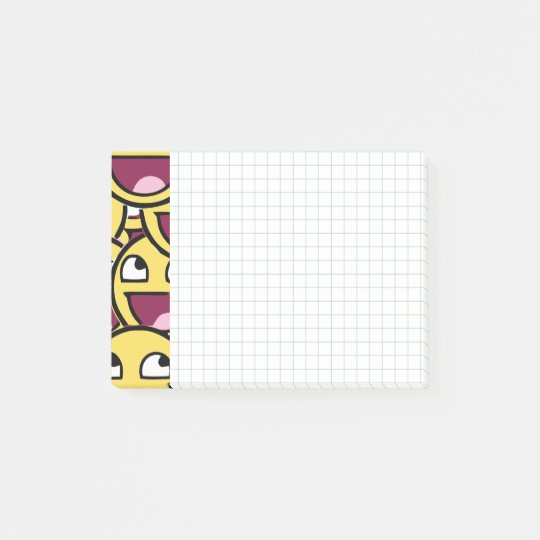 Smile  Family Post-it Notes