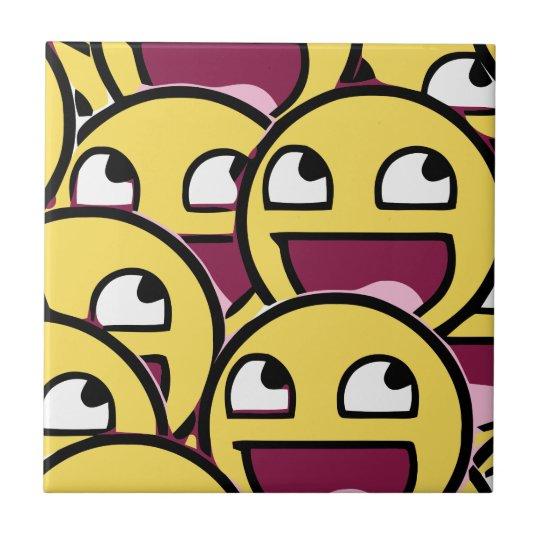 Smile Family Tile