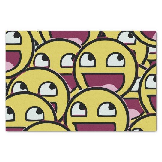 Smile Family Tissue Paper
