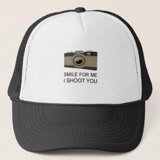 Smile For Me Trucker Hat