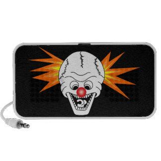 Smile Forever Skull Portable Speakers