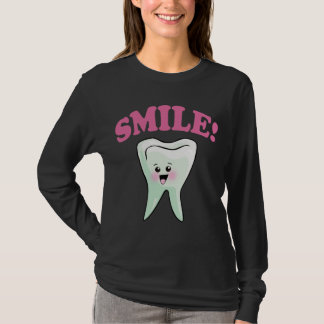 Smile Funny Dentists T-Shirt