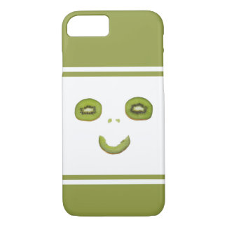 Smile-Funny kiwi fruit Case-Mate iPhone Case