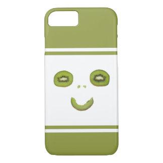 Smile-Funny kiwi fruit iPhone 8/7 Case