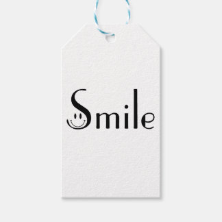 Smile Gift Tags