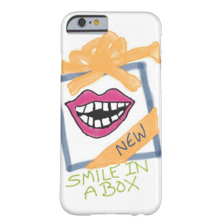 """""""Smile In a Box"""" phone case"""