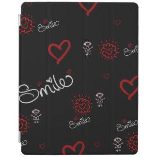 Smile iPad Cover