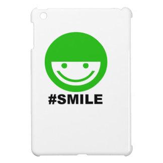 #SMILE iPad MINI COVERS