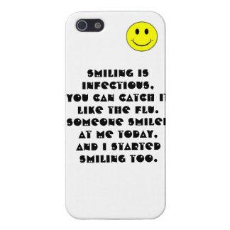 Smile iPhone 5/5S Case
