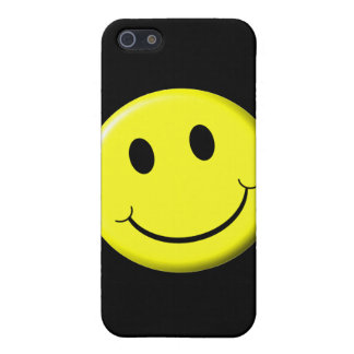 Smile! iPhone 5/5S Cover