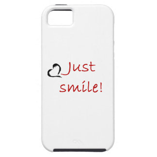 Smile iPhone 5 Cases