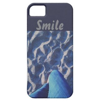 smile iPhone 5 cover