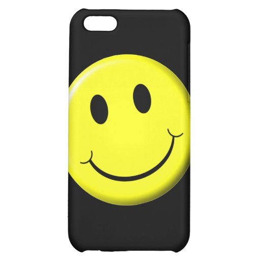 Smile! iPhone 5C Cases