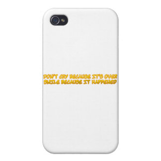 SMILE COVER FOR iPhone 4