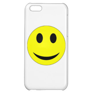 Smile iPhone 5C Cover