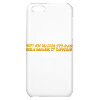 SMILE iPhone 5C COVERS