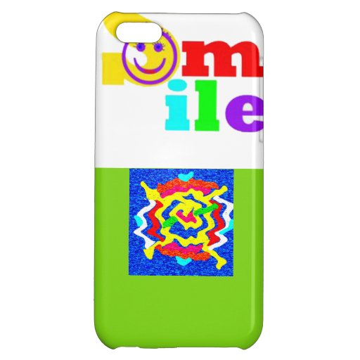 Smile iPhone 5C Cases