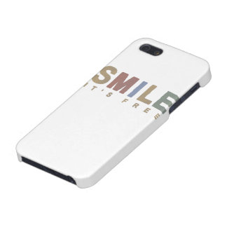 Smile it's free iPhone 5 covers
