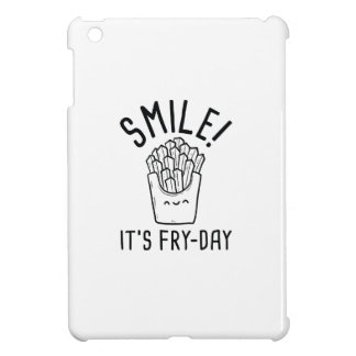 Smile! It's Fry-Day Case For The iPad Mini