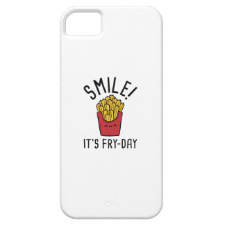Smile! It's Fry-Day iPhone 5 Cover
