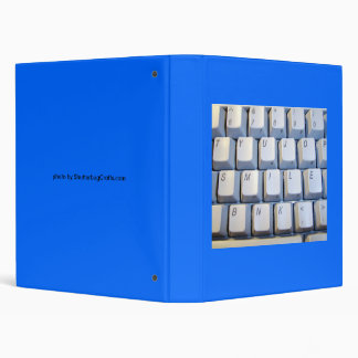 smile keyboard binder