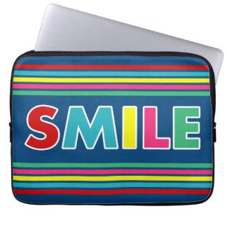 Smile! Laptop Sleeve