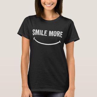 Smile more T-Shirt