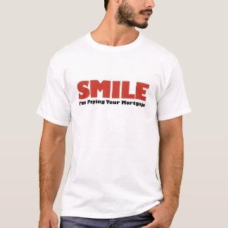 Smile Mortgage_T shirt
