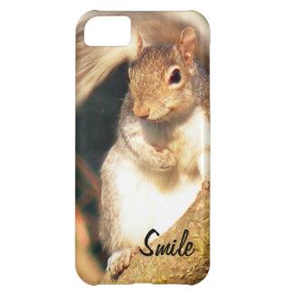 Smile Mr. Squirrel iPhone 5C Cover